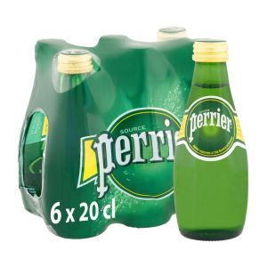 Perrier 20 cL Glass