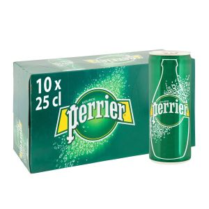 Perrier 25 cl Can